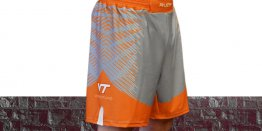 Rudis Hokie Wrestling Shorts (Orange)